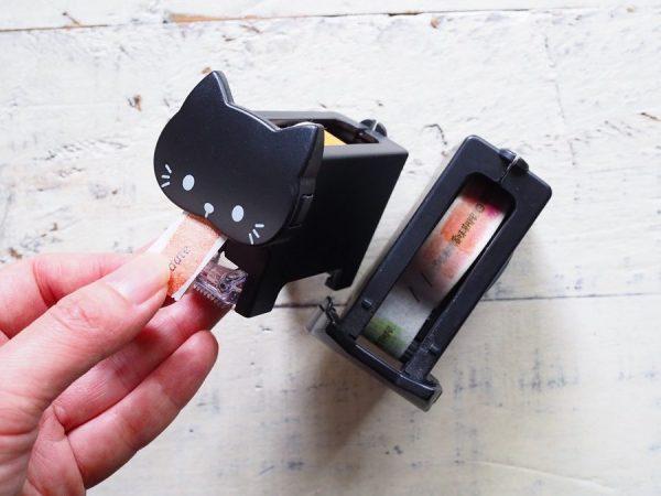 キャンドゥ 猫テープカッター