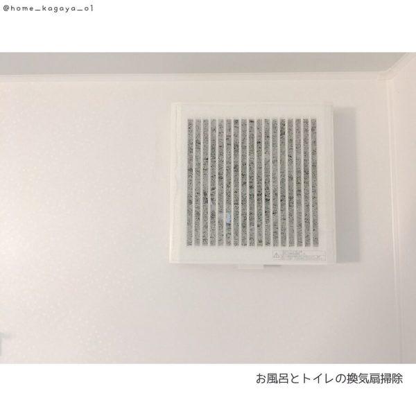 換気扇の汚れ防止に換気扇フィルター