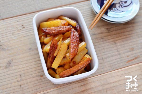 和食の副菜☆人気レシピ《炒め物》2