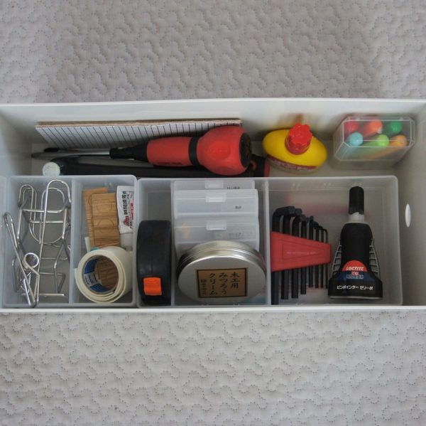 工具の収納アイデア13