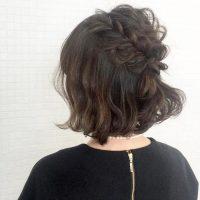ボブの編み込みヘアアレンジまとめ!大人可愛いが叶う髪型を一挙ご紹介♪