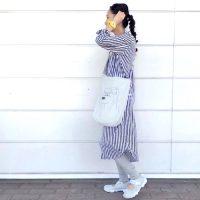 ワンピース×レギンスの夏コーデ【2020最新】今年流行の着こなし方をチェック!
