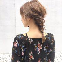 花火大会におすすめのミディアムの髪型20選♪褒められヘアアレンジをご紹介♪