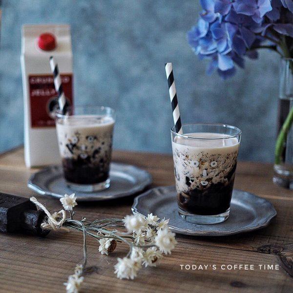 ドロリッチ風コーヒーゼリー
