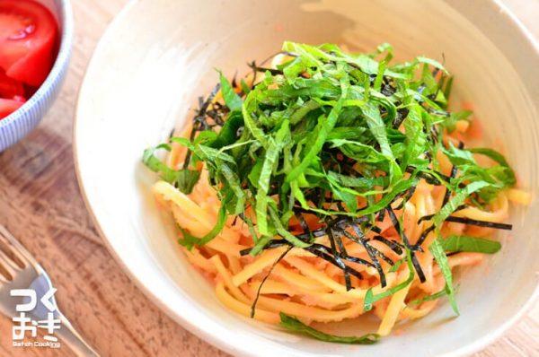 大葉で人気の大量消費レシピ☆主食8