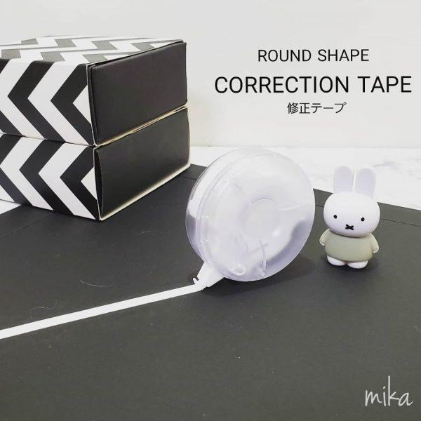 セリア 修正テープ