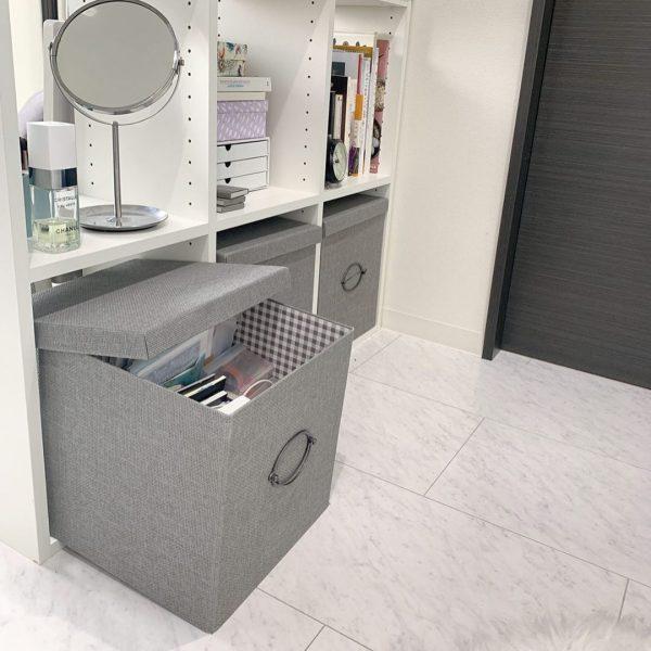 「IKEA」のボックス