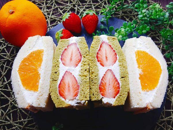 オレンジの人気料理レシピ《パン・クレープ》