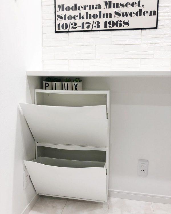 IKEAのホワイトアイテム8