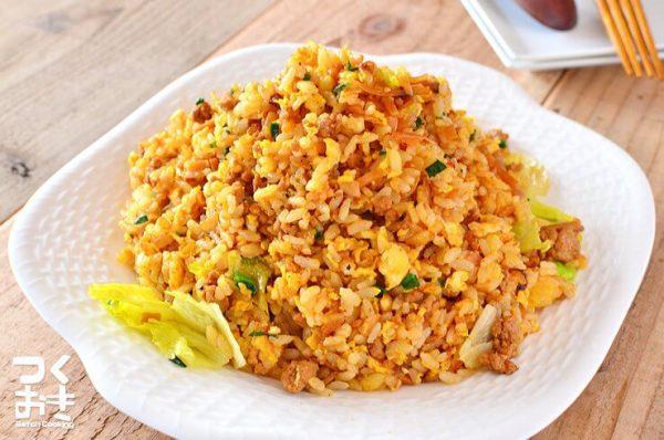 レタスを大量消費できる人気レシピ☆ガッツリ3