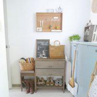 玄関の収納DIYアイデア実例集!下駄箱やクローゼットをすっきりおしゃれに!