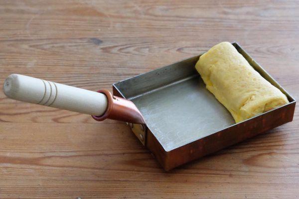 「中村銅器製作所」の卵焼き器