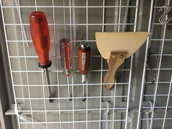 工具の収納アイデア5