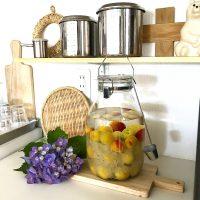今年は梅仕事にチャレンジ!初夏の爽やかな味わい「梅シロップ」の作り方