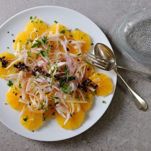 オレンジの人気料理レシピ《おかず》2