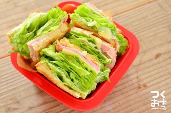 レタスを大量消費できる人気レシピ☆ガッツリ2