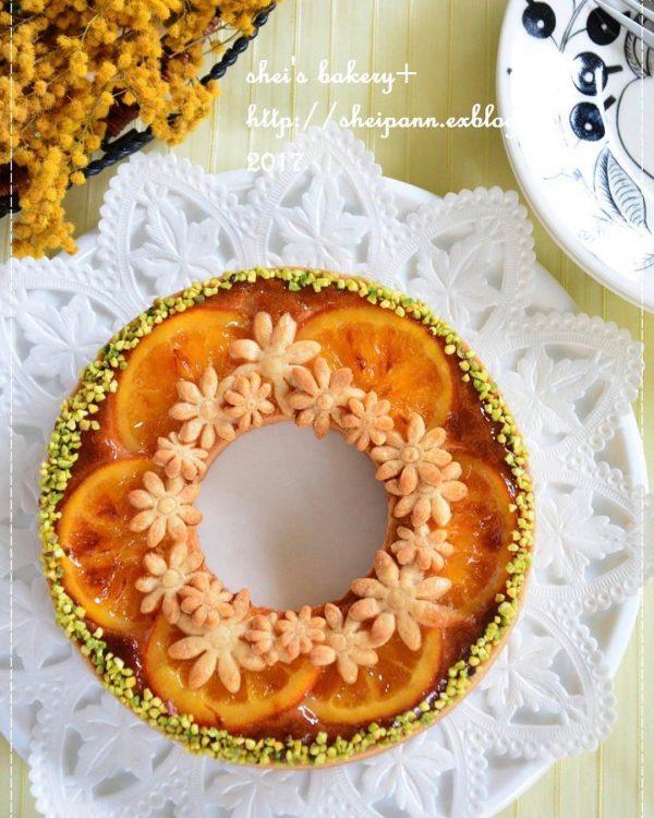 オレンジの人気料理レシピ《ケーキ》