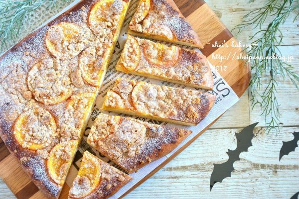 オレンジの人気料理レシピ《パン・クレープ》2