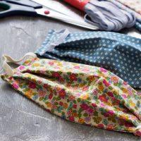【必見】100均の不織布商品ですぐに出来る!マスクの手作り方法をご紹介♪