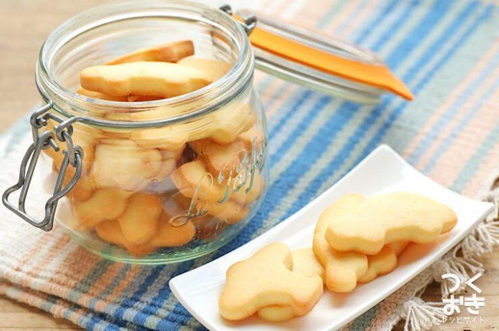 小麦粉で大量消費!簡単で人気の塩麹クッキー