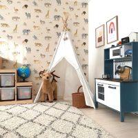 【IKEAアイテム】のあるおしゃれな子供部屋!海外テイストなキッズルームが叶う