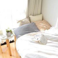 お部屋も今っぽくしたい!韓国風ルームコーデでトレンド感のあるお部屋に!