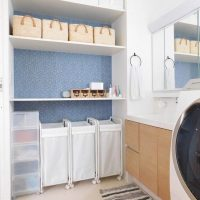 洗面所の収納は【IKEA】ですっきり♪シンプルで使いやすいアイデア実例集!