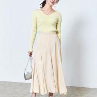 ずっとかわいくいられる♡大人女子向け・フェミニンなスカートスタイル特集