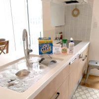 キッチン掃除【完全版】簡単にピカピカになる方法&おすすめグッズを大公開!