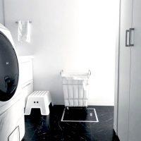 おしゃれな洗面所で発見☆【IKEA】のスマートで機能的な洗面所アイテム!