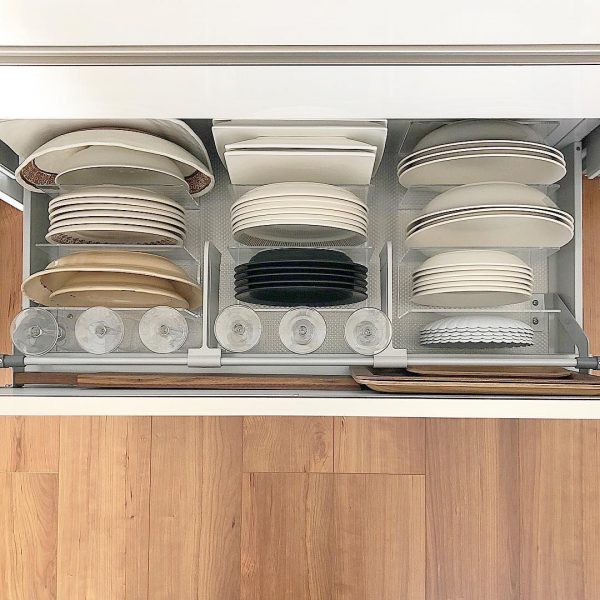 キッチン 立てる収納2