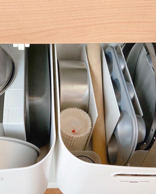 キッチン 立てる収納4