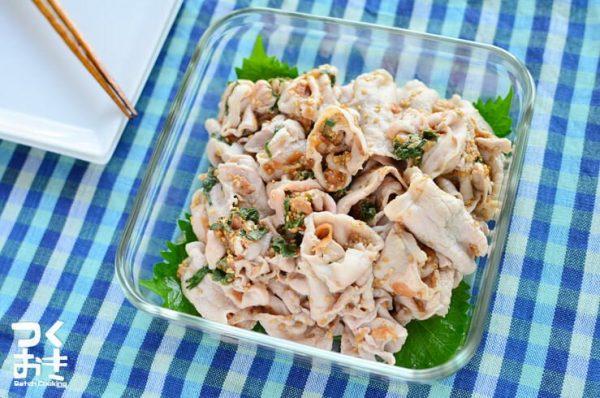 お弁当におすすめの糖質制限レシピ☆主菜11