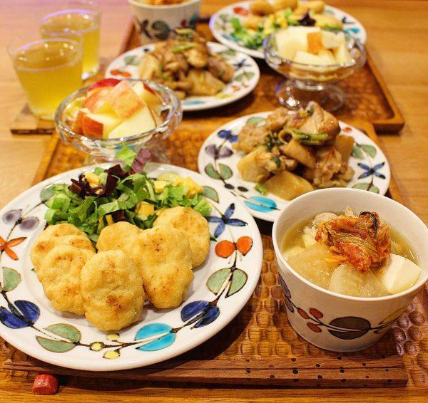 豆腐の大量消費の人気レシピ《崩して使う》2