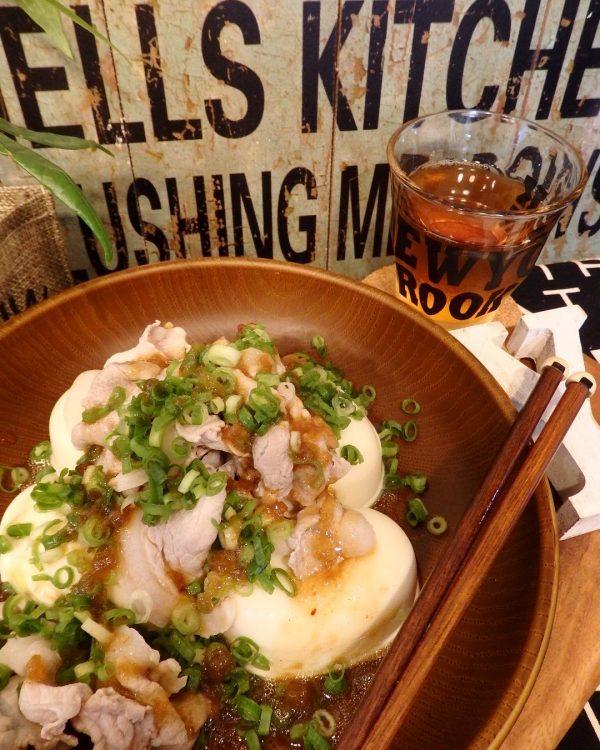豆腐の大量消費の人気レシピ《お肉と使う》3