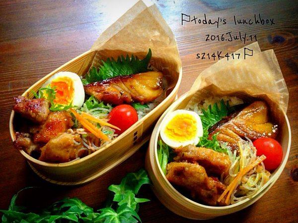 お弁当レシピ10