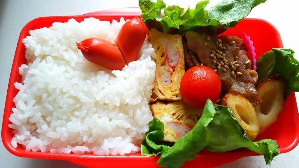 お弁当レシピ18