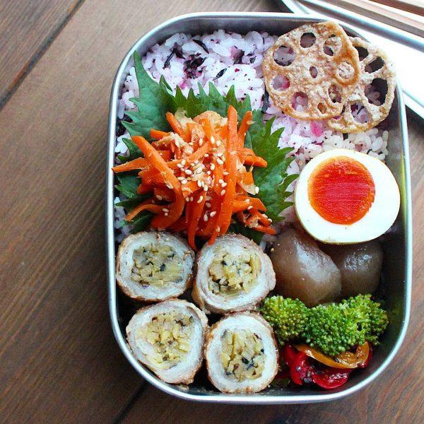 お弁当レシピ24