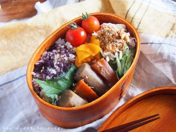 お弁当レシピ6