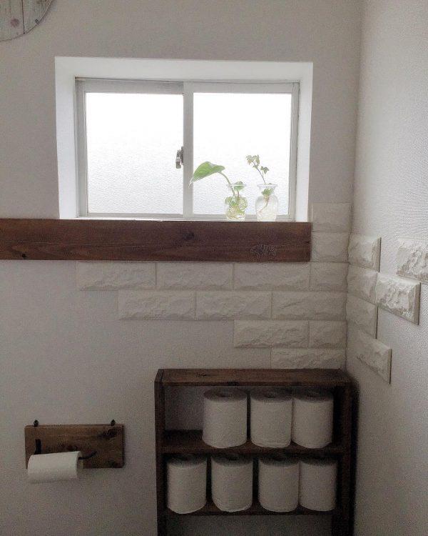 トイレのDIYアイデア4