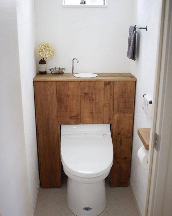 トイレのDIYアイデア10