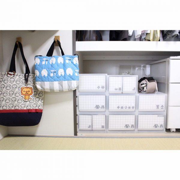 バッグの収納方法10