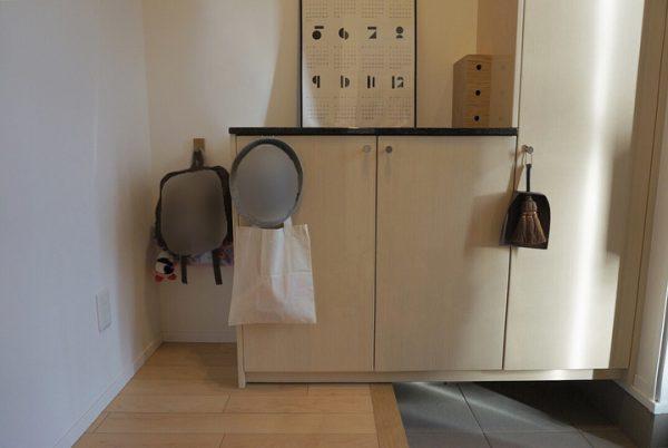 バッグの収納方法12