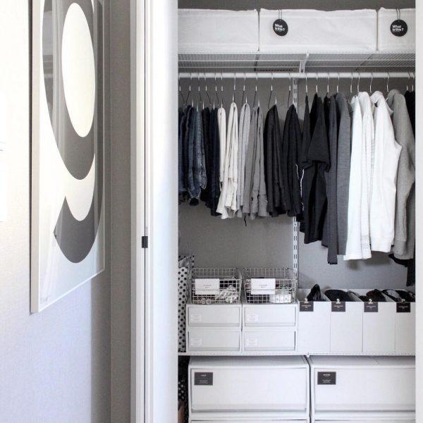 洋服の収納方法3