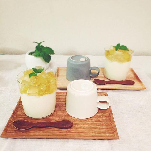 ぶどうの美味しいスイーツレシピ☆さっぱり6