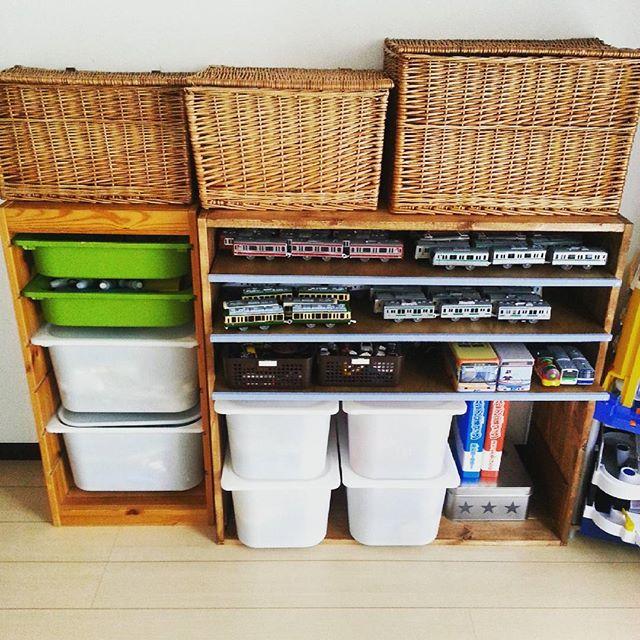 IKEA TROFAST(トロファスト) 収納4