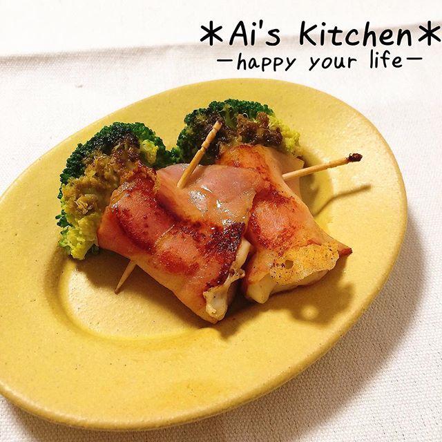 ブロッコリーの簡単なお弁当レシピ☆炒め・焼き9