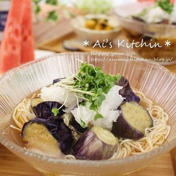 ナス料理☆人気の簡単レシピ《主食》2