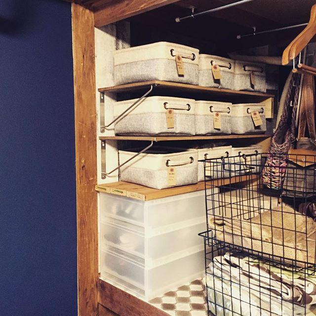 押入れの収納方法アイデア3