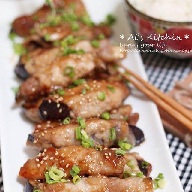 なすの中華風おすすめレシピ《炒め物》2